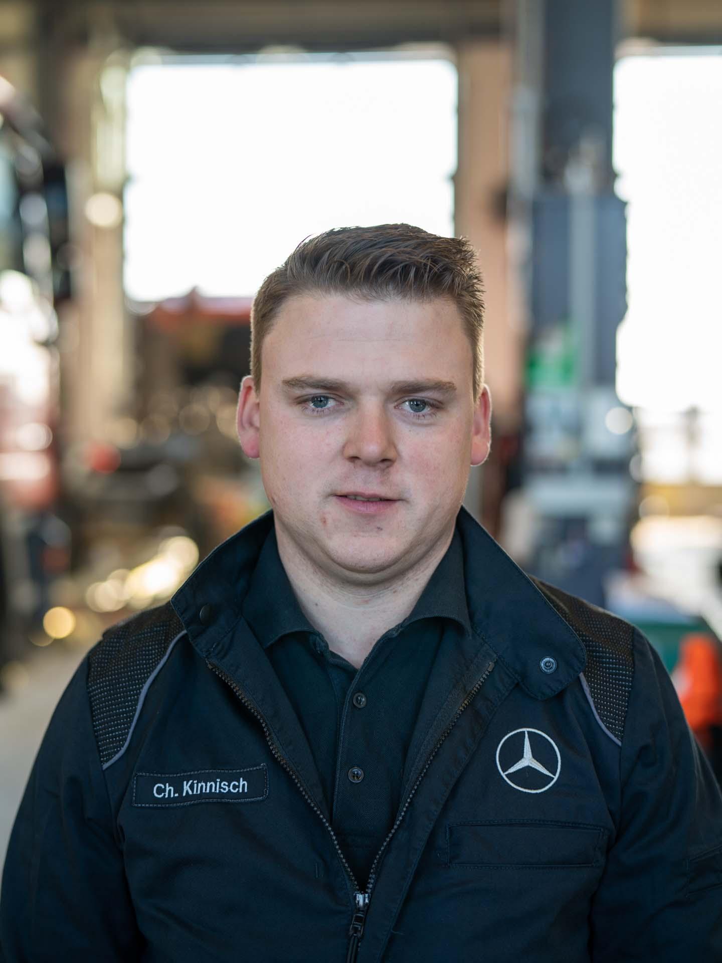 Christoph Kinnisch